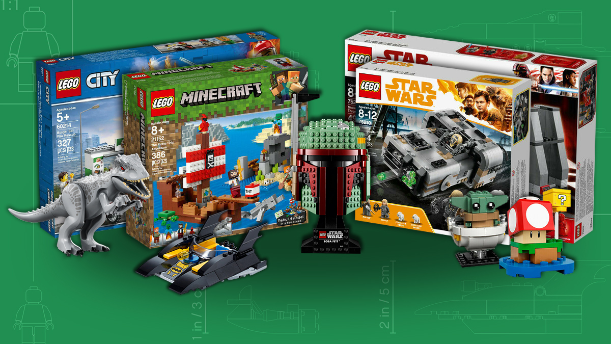 LEGO Holiday Gift Guide