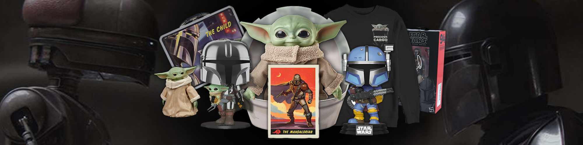 The Mandalorian and Baby Yoda Gift Guide 2020