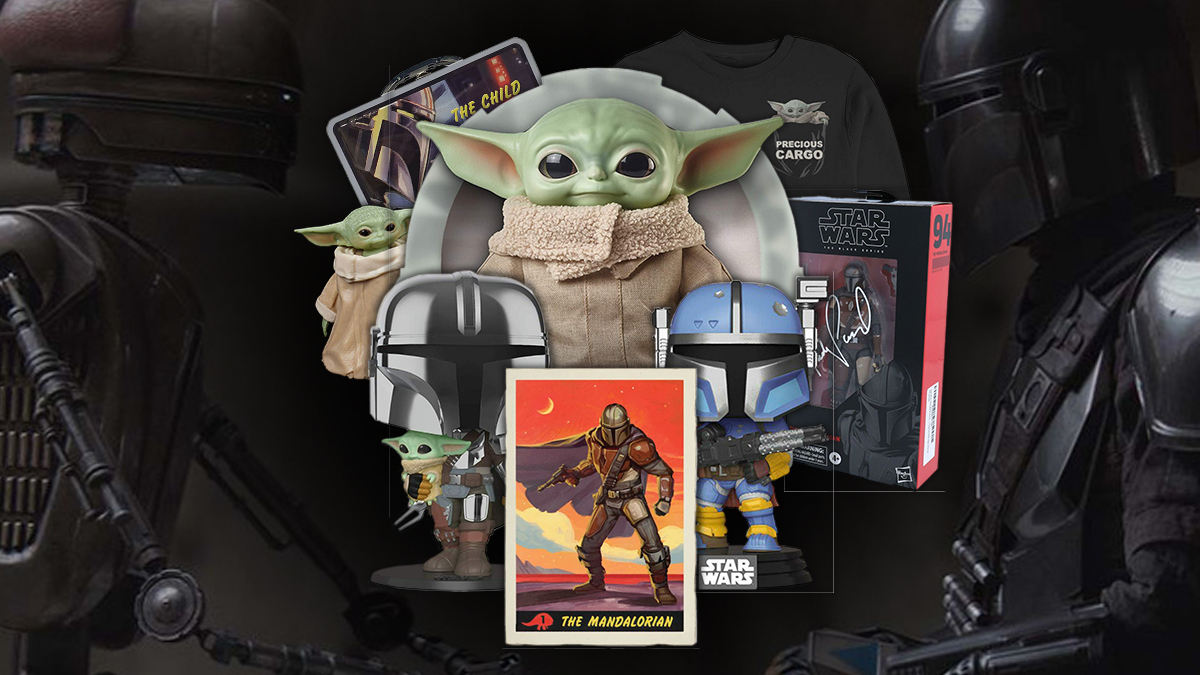 The Mandalorian Gift Guide