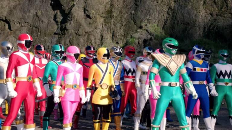 Power Rangers Reboot Universe