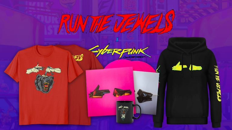 Run The Jewels Cyberpunk 2077