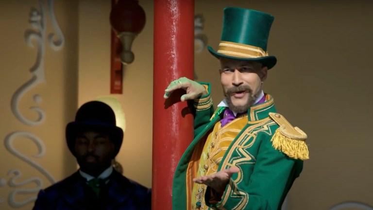 Keegan Michael-Key in Netflix's Jingle Jangle