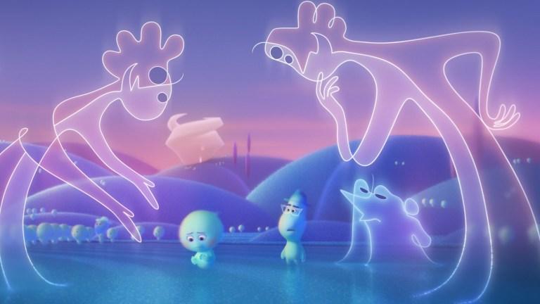 Afterlife in Pixar's Soul