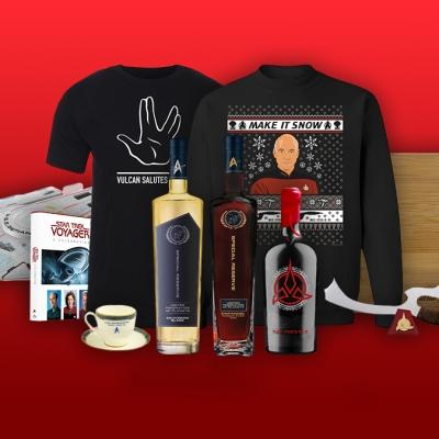 Star Trek Gift Guide Holiday 2020