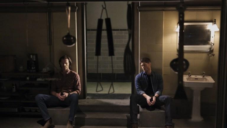 Supernatural Season 15 Episode 19 Inherit the Earth