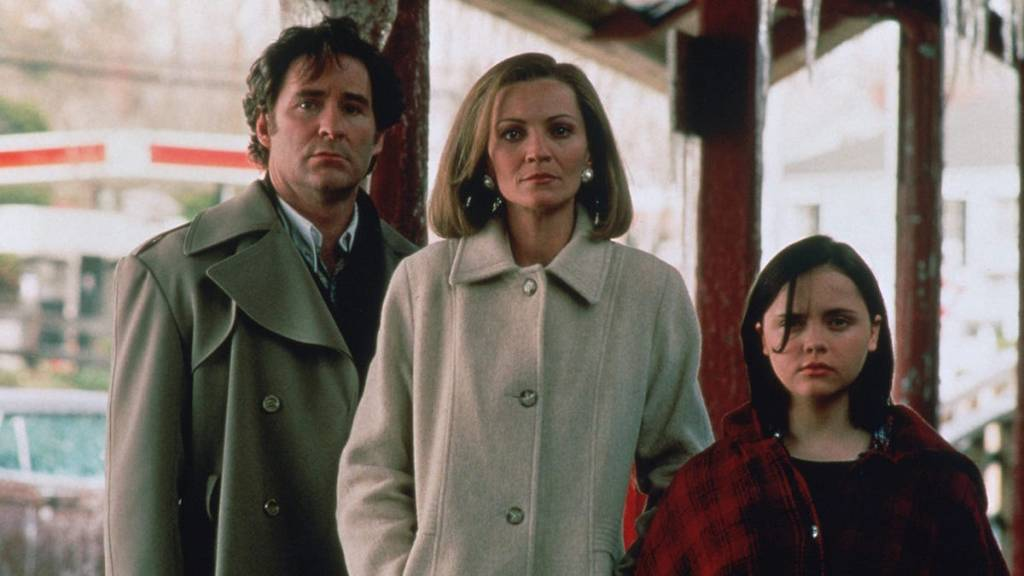 Kevin Kline, Joan Allen, and Christina Ricci in The Ice Storm