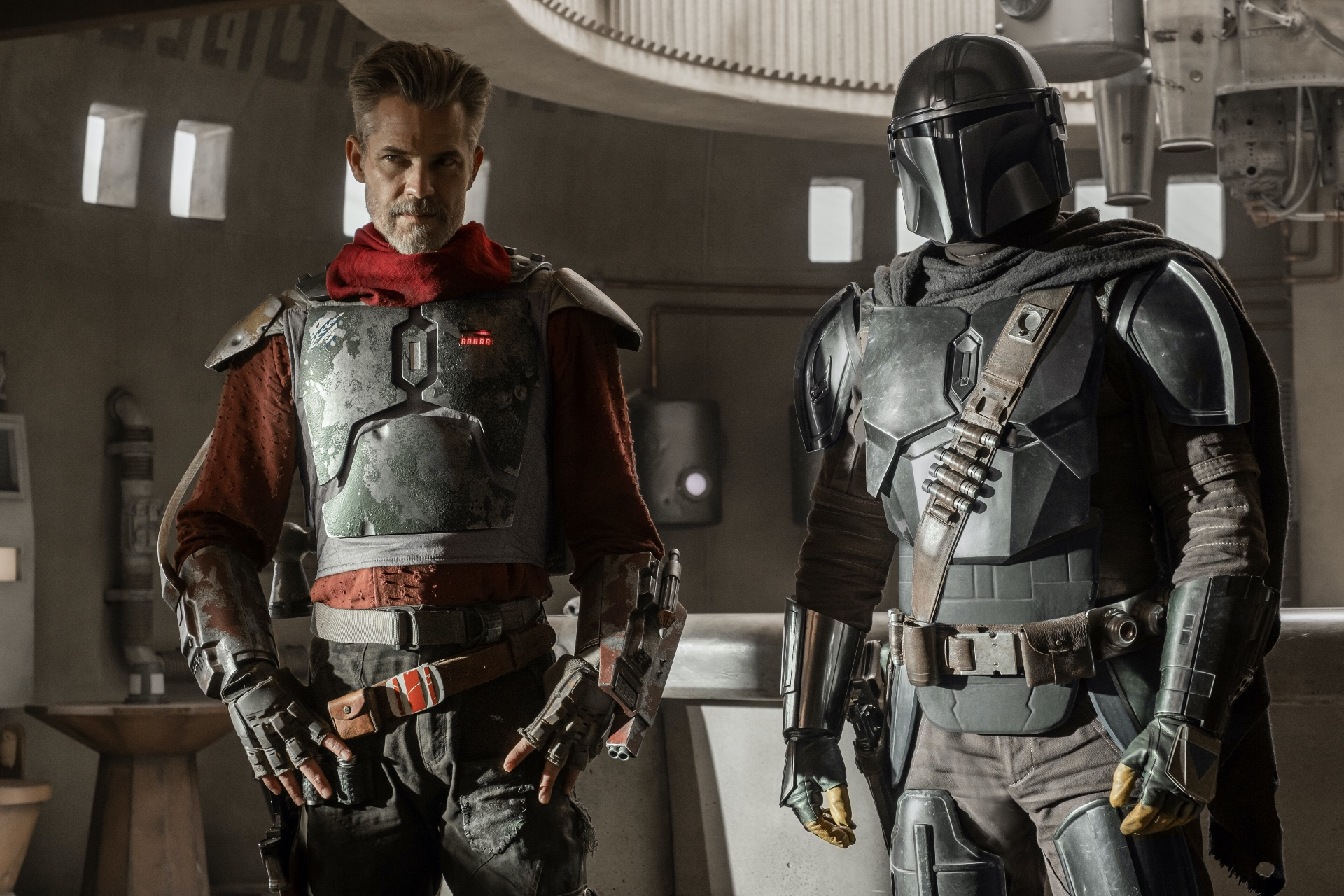 How The Mandalorian Solidifies Timothy Olyphant as TV's Best Marshal   Den  of Geek