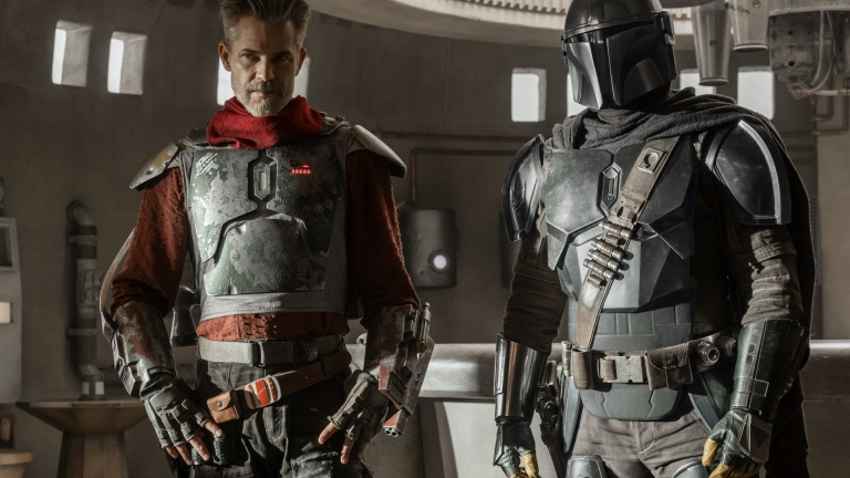 The Mandalorian Timothy Olyphant
