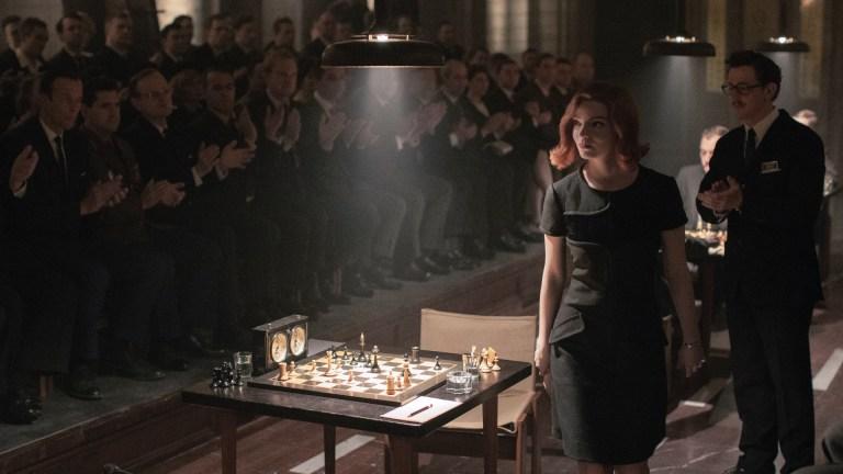 The Queen's Gambit Ratings