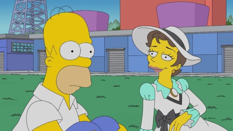 The Simpsons Season 32 Episode 5 The 7 Year Itch