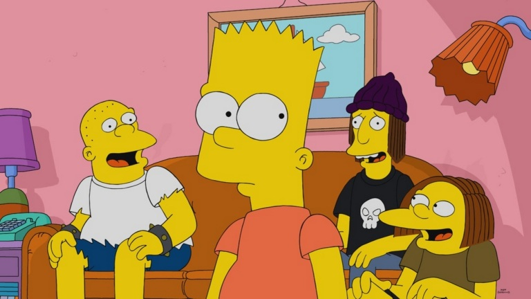 The Simpsons Season 32 Episode 7: Three Dreams Denied