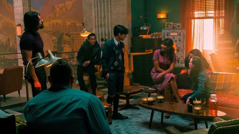 The Umbrella Academy Season 3 Filming