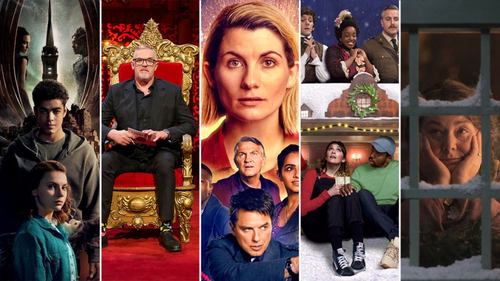UK Christmas TV 2020: Your Guide to This Year's Festive Specials