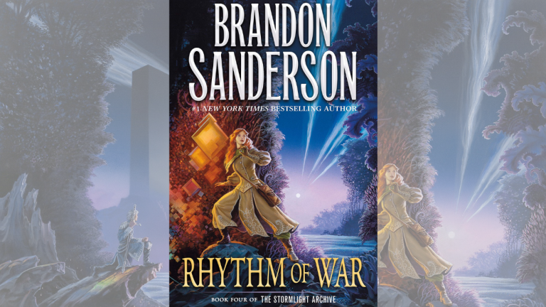 Brandon Sanderson's Rhythm of War is Built on the Shoulders of Giants