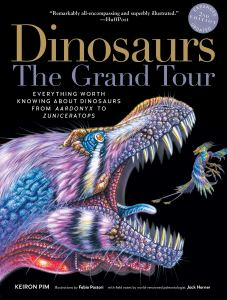 Dinosaurs: The Grand Tour Book Cover