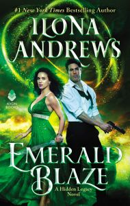 Emerald Blaze Book Cover