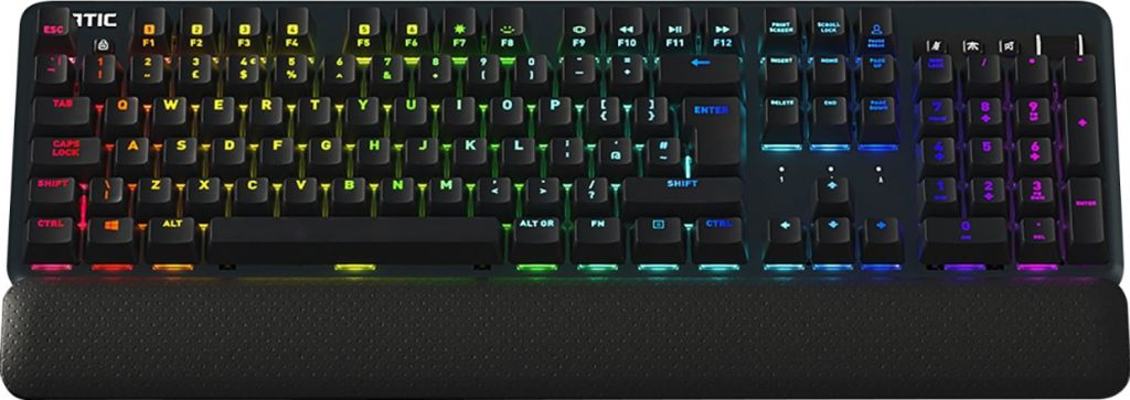 fnatic streak keyboard