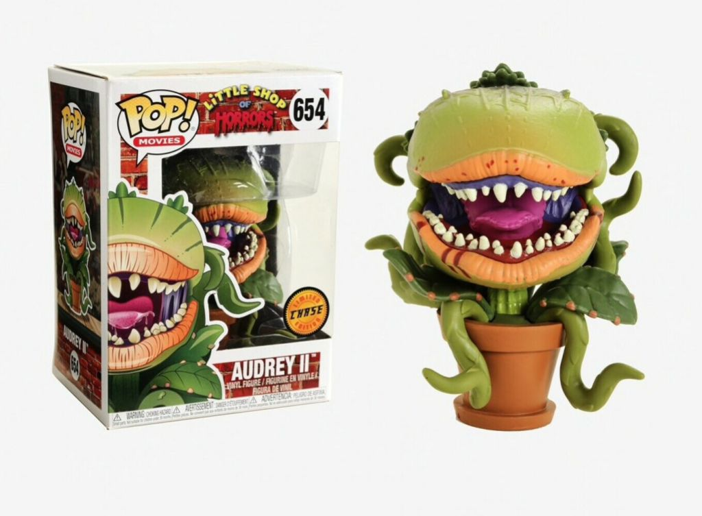 Funko POP! Movies: Little Shop of Horrors: Audrey II (Chase Limited Edition)