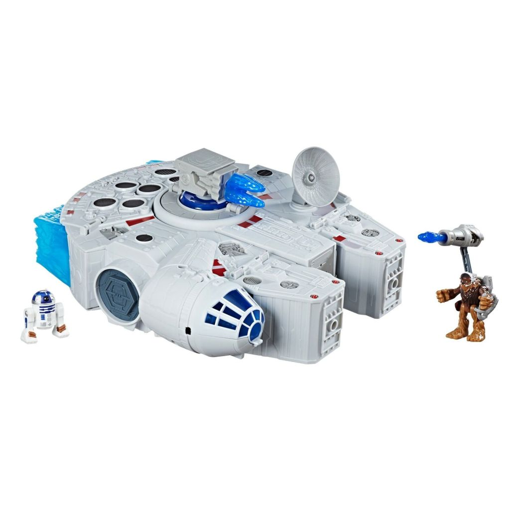 Star Wars: Galactic Heroes: 2-in-1 Millennium Falcon