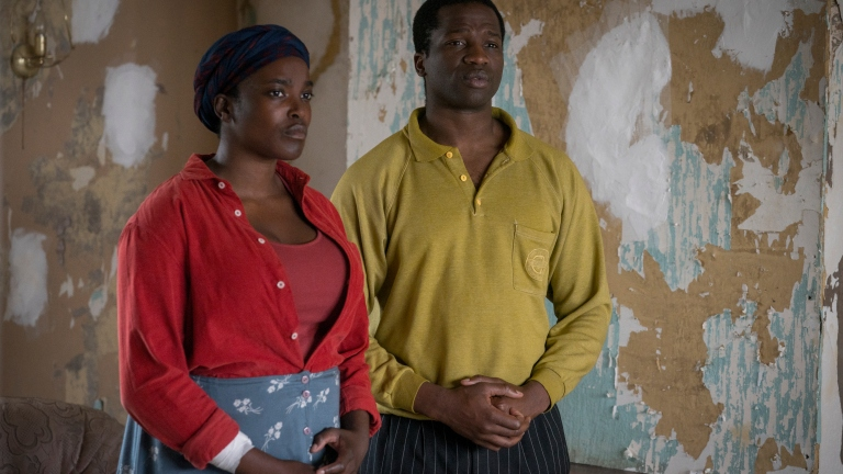 Immigrant Leads in Netflix's His House