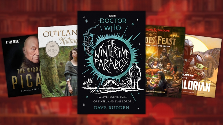 2020 Nerd Books to Buy As Gifts This Holiday Season