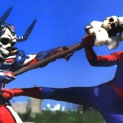 Supaidaman: Japanese Spider-Man