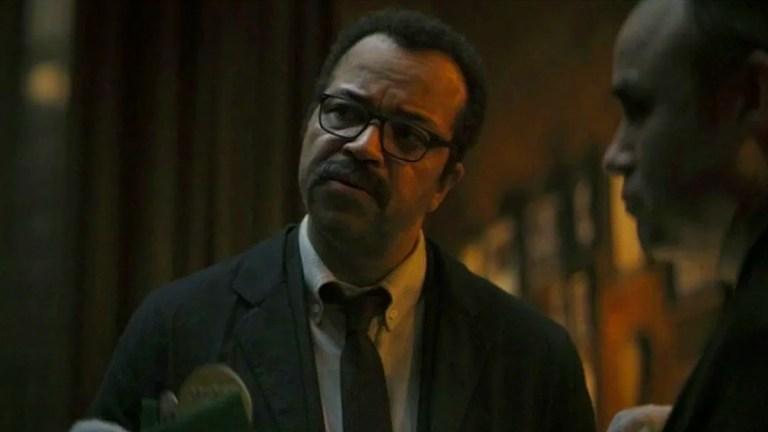Jeffrey Wright as James Gordon in The Batman