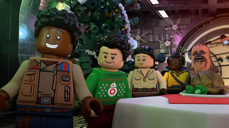 Is the Lego Star Wars Holiday Special Canon? | Den of Geek