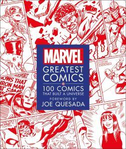 Marvel Greatest Comics Book Cover