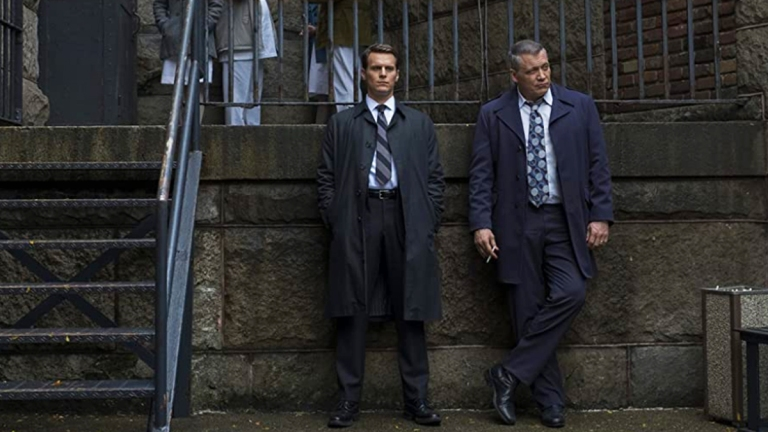 Jonathan Groff and Holt McCallany on Mindhunter