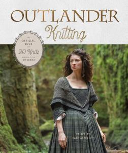 Outlander Knitting Book Cover