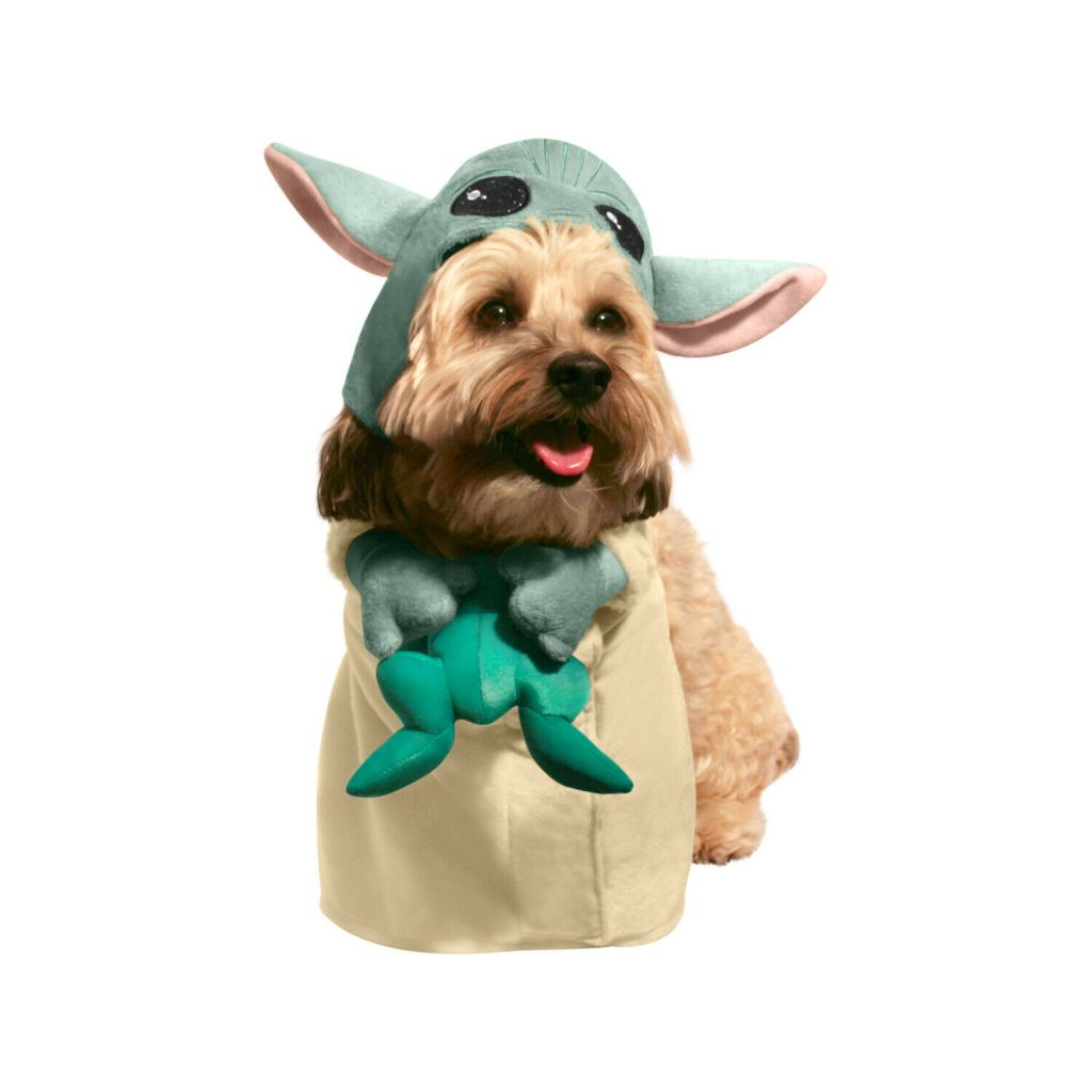 Baby Yoda The Mandalorian Star Wars Baby Yoda Pet Costume