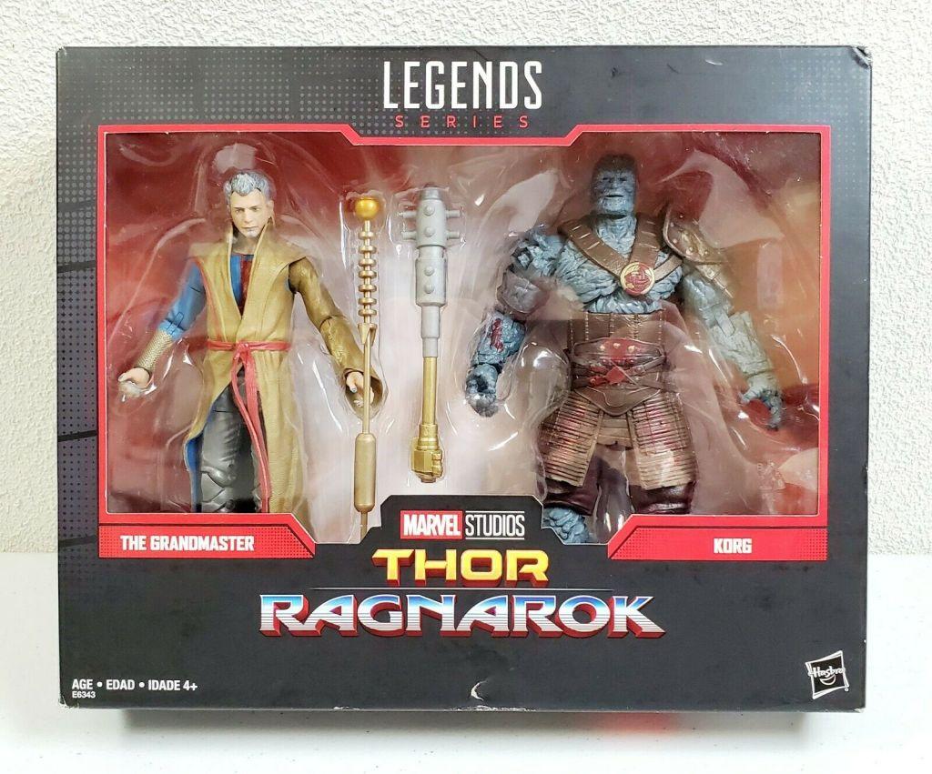 Grandmaster and Korg Legends Series
