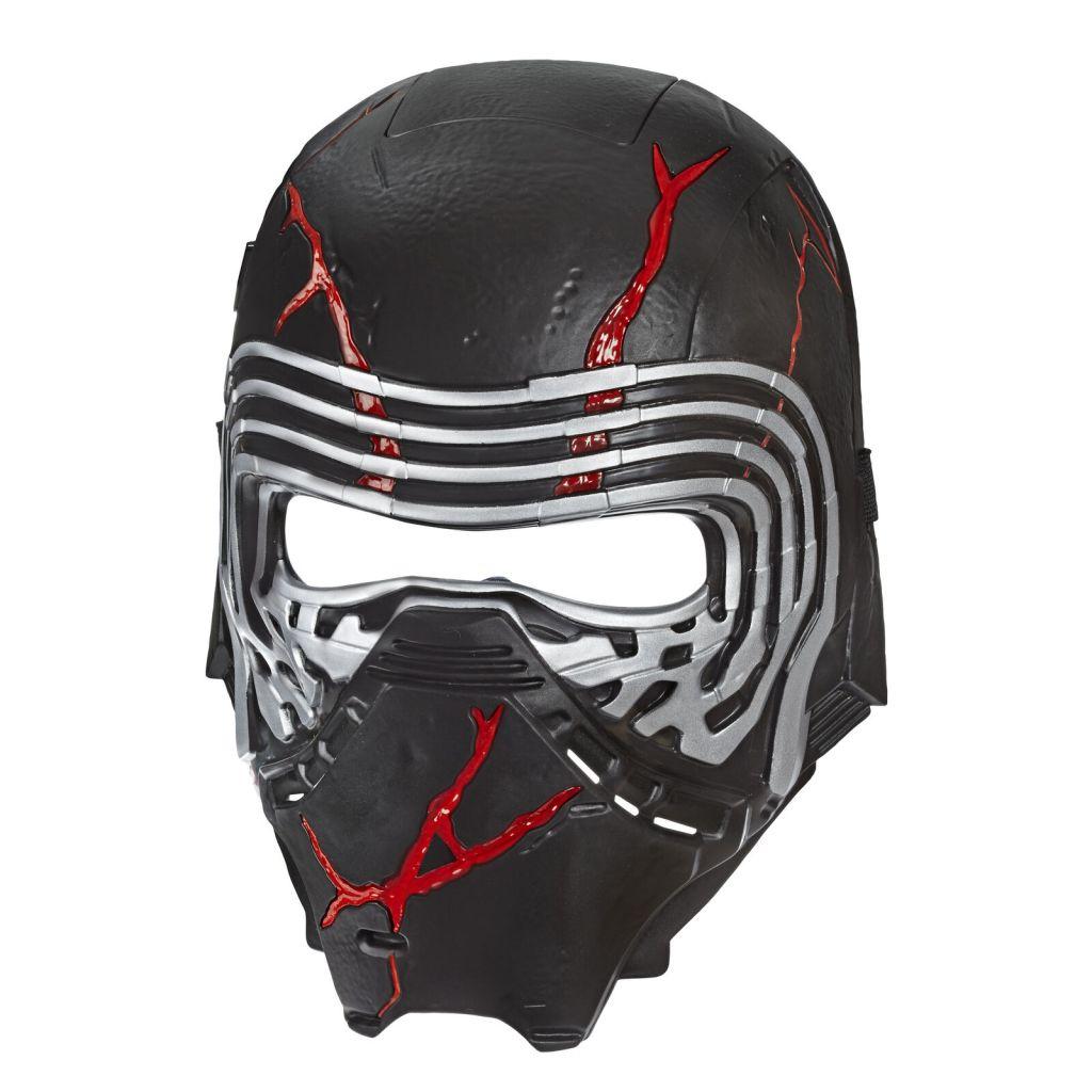 Kylo Ren's Force Rage Mask
