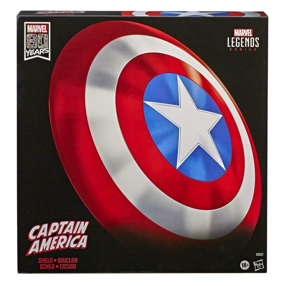 Captain America Classic Shield Legends Series