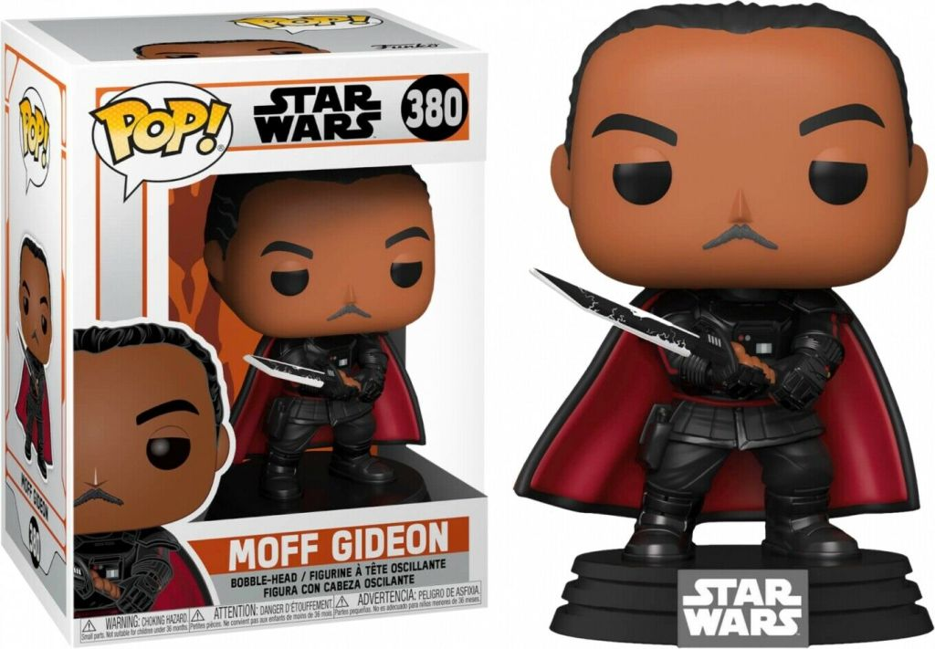 Moff Gideon with Darksaber Vinyl Figure