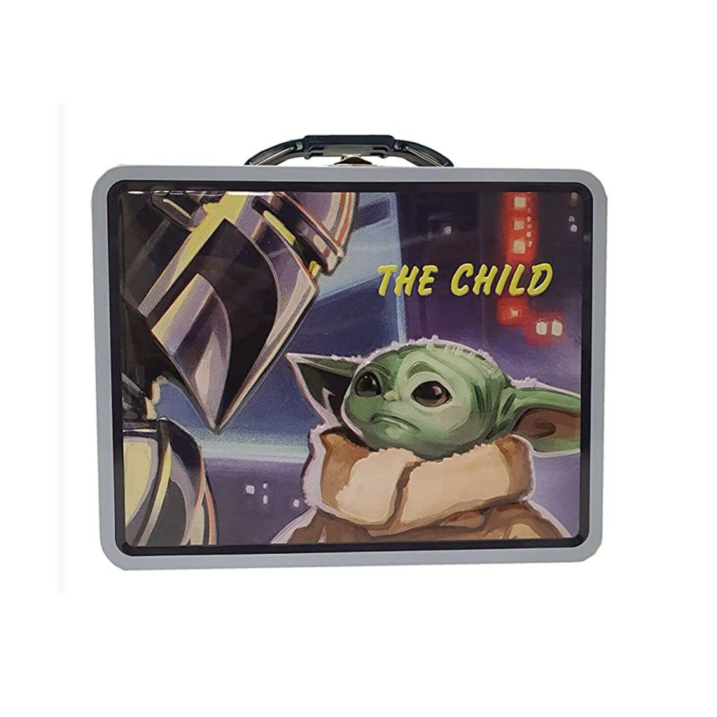 The Child Metal Tin Lunchbox