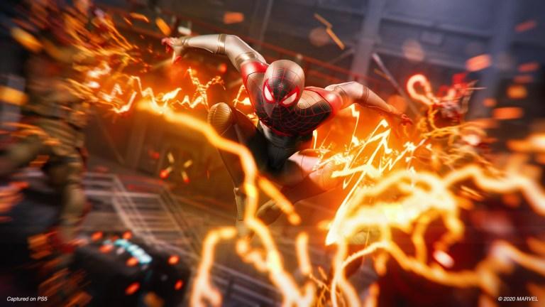 Spider-Man: Miles Morales Ending Spoilers