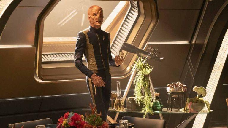 Saru in Star Trek: Discovery Season 3