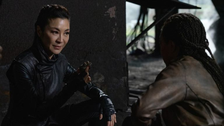 Georgiou in Star Trek: Discovery Season 3 Episode 6
