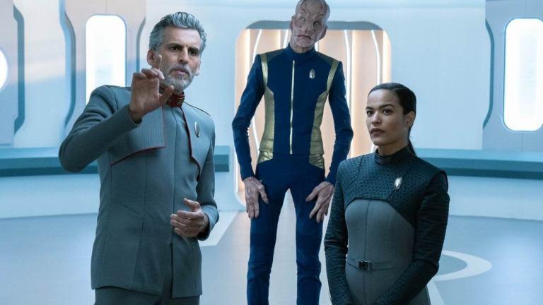 Admiral Vance in Star Trek: Discovery Season 3
