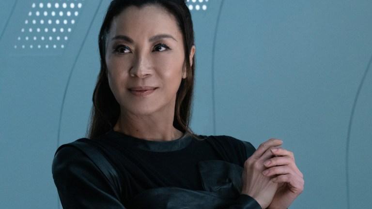 Michelle Yeoh as Georgiou Star Trek: Discovery Season 3 Episode 5