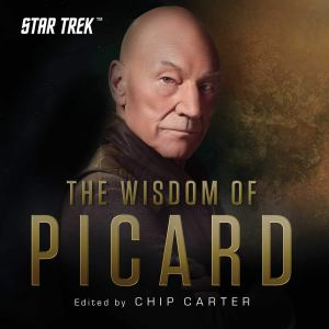 The Wisdom of Picard Book Cover