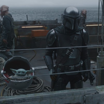 Star Wars: The Mandalorian Season 2 Episode 3 Easter Eggs