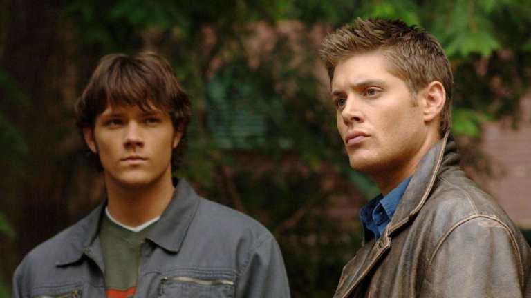 Sam and Dean in Supernatural Season 1