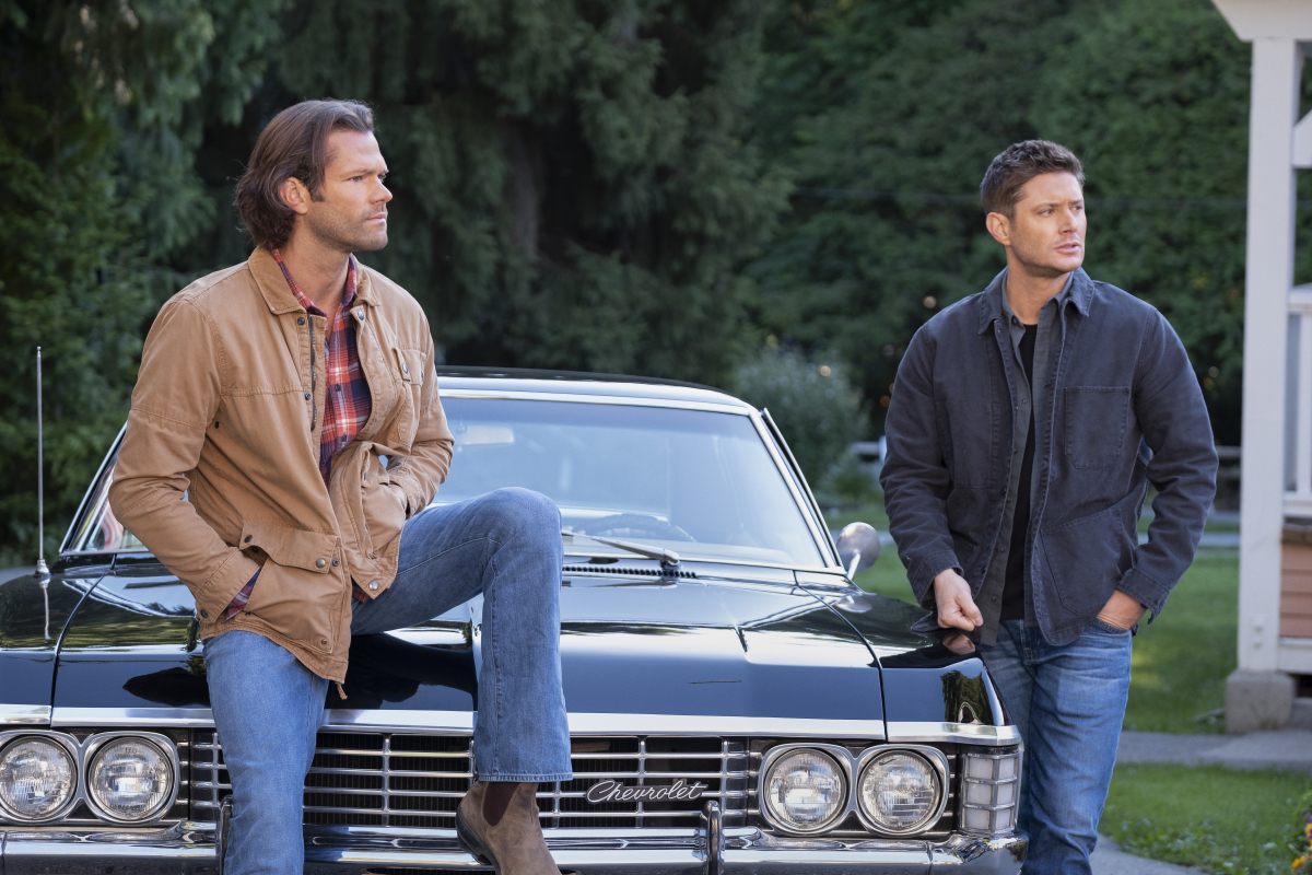 Supernatural Series Finale Review ...