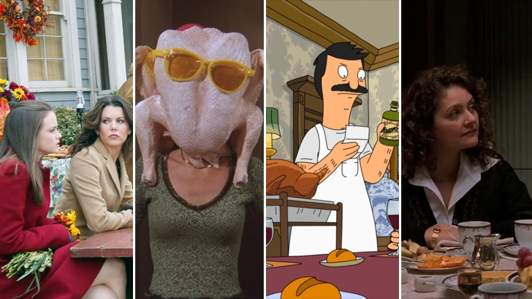 Best Thanksgiving TV Episodes