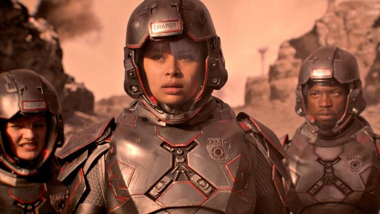 Bobbie in The Expanse