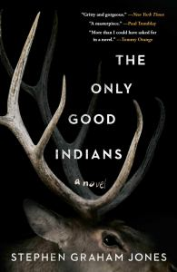 The Only Good Indians Cover