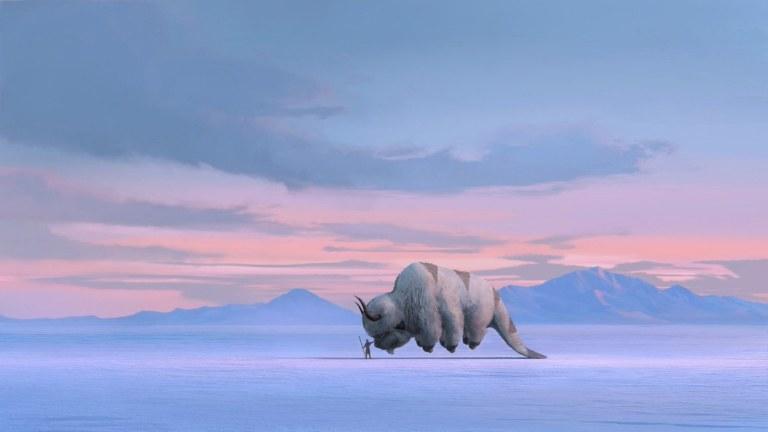 Appa in Avatar: The Last Airbender